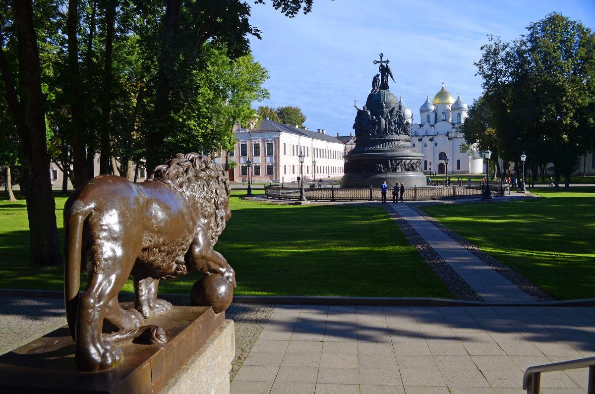 Великий Новгород - Наталья Левина