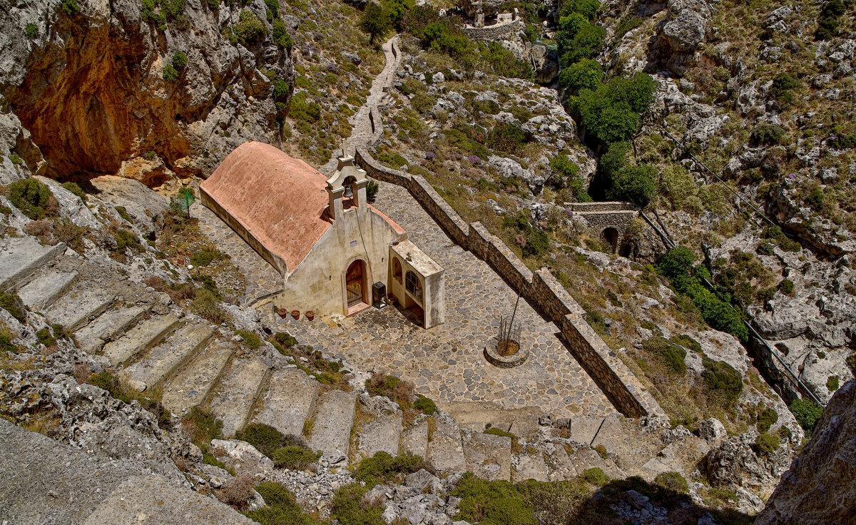 Часовня Св. Николая , Крит - Priv Arter