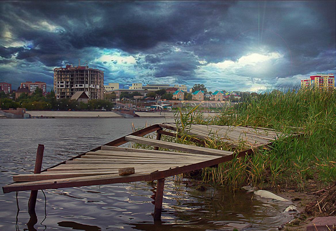 перед дождем - Олег Белан
