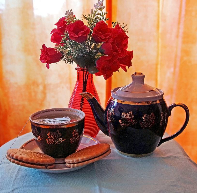 Приятного чаепития - Alexander