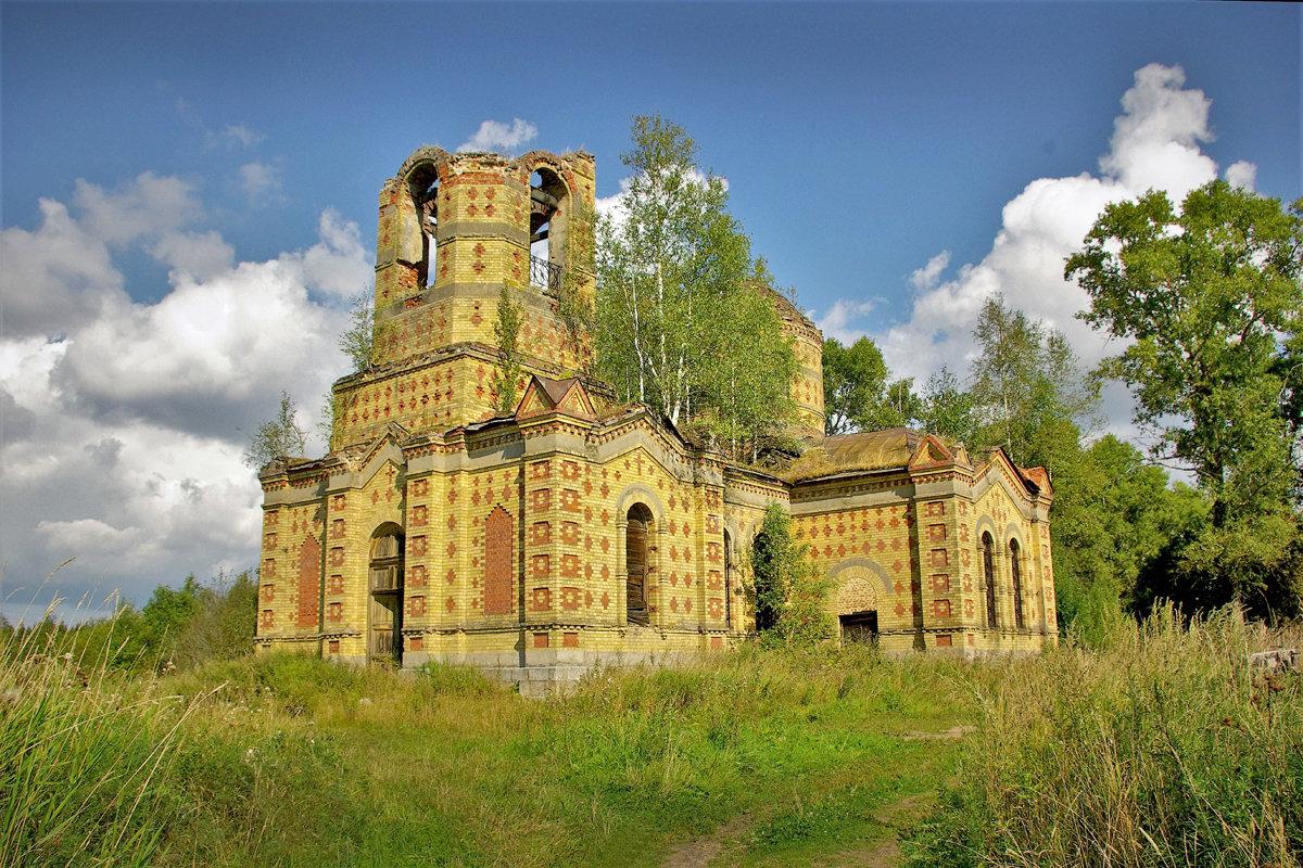 Церковь в Филисове - Валерий Талашов