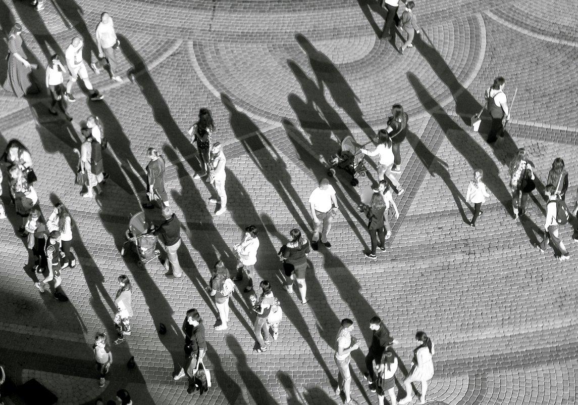 Места без солнца - Ирина Сивовол