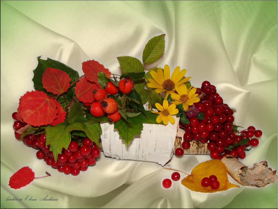 Осенний натюрморт - °•●Елена●•° Аникина♀