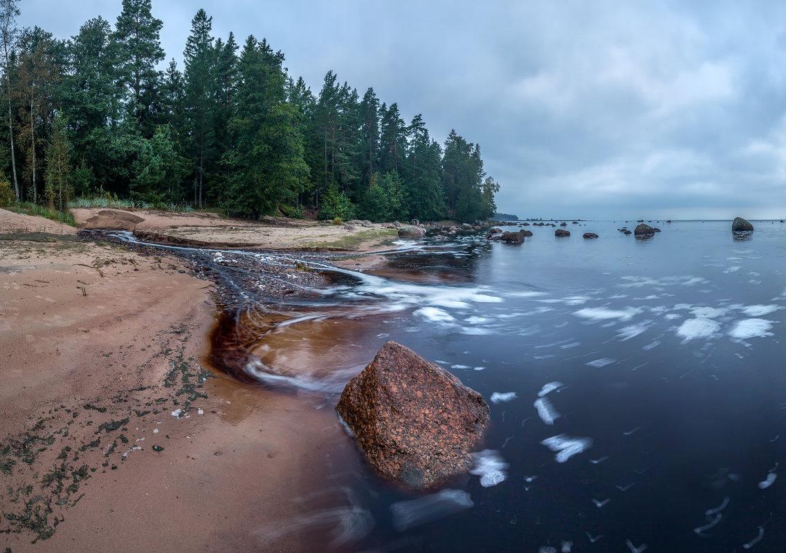 Камень на берегу - Фёдор. Лашков