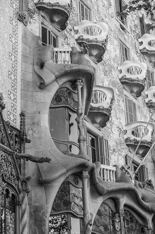Барселона, Испания - Наталья Щепетнова