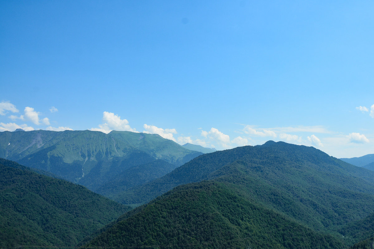 горы - Александр