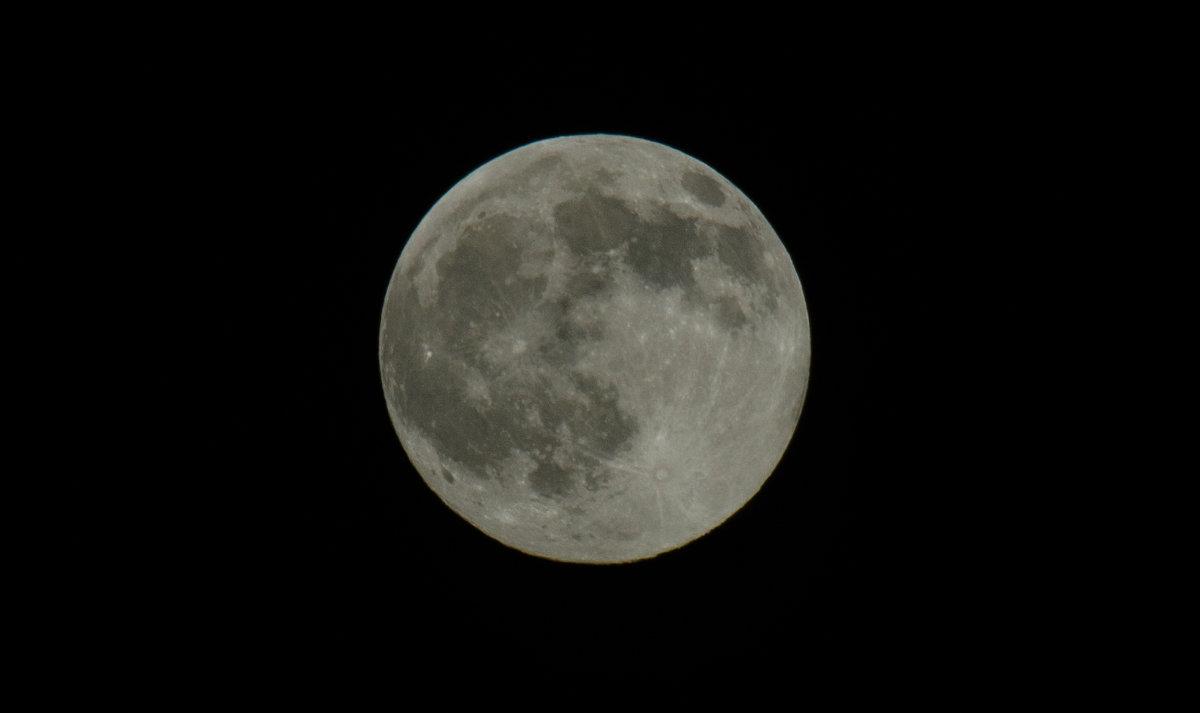 Луна. - Сергей Сотников