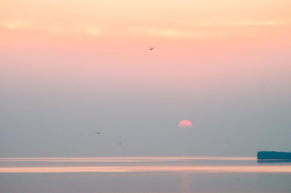 Рассвет над Байкалом - Анастасия Калачева