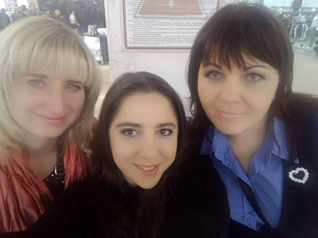 Три портрета - Кулешова Людмила