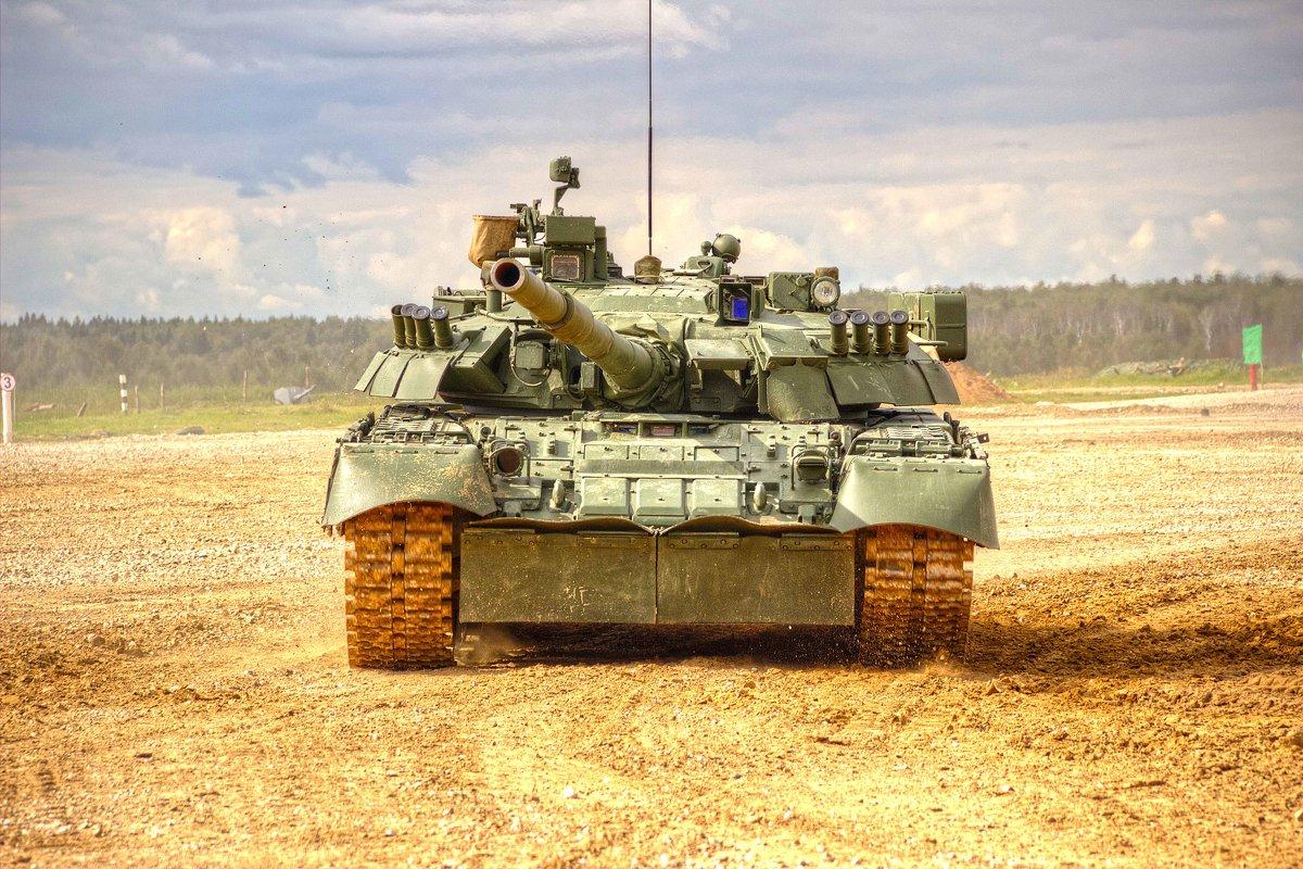 Т-80У - Владимир