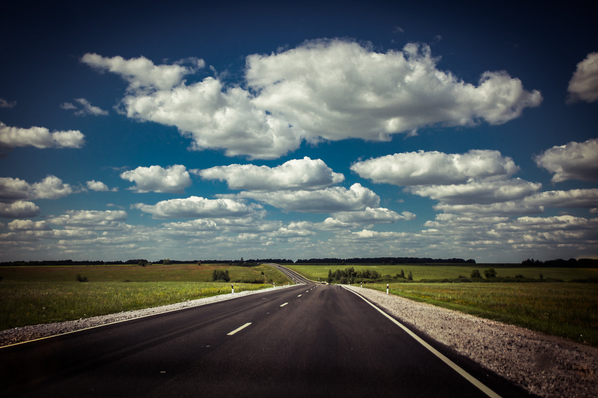 по дороге с облаками - Наталия Дурандина