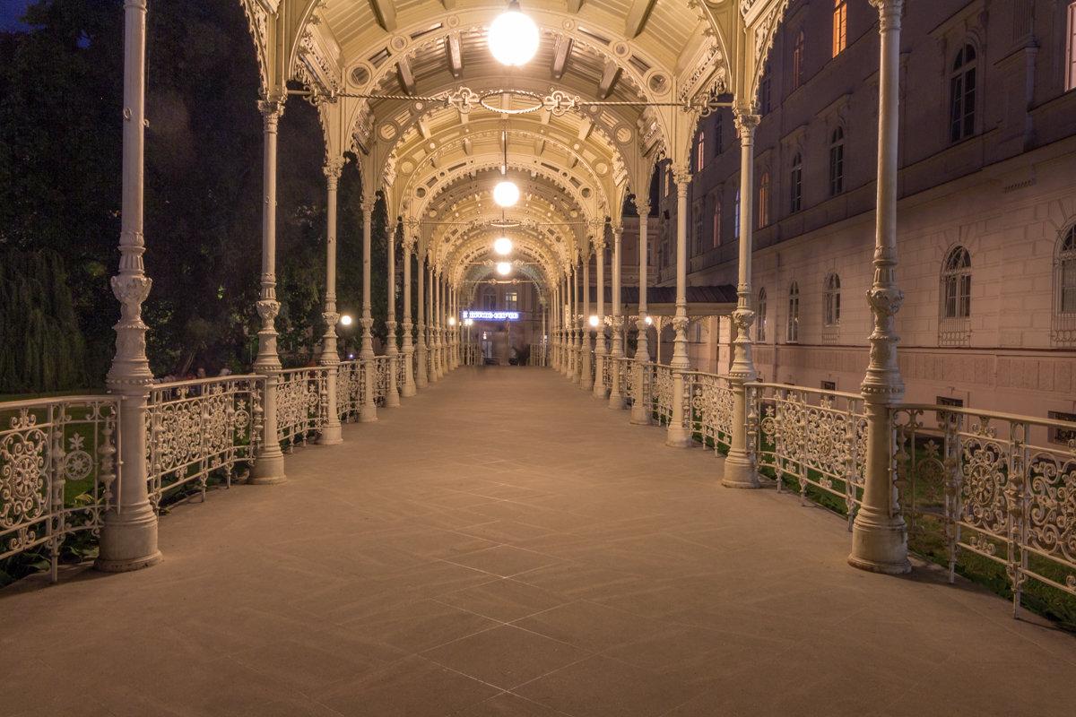 Садовая колоннада - Waldemar .