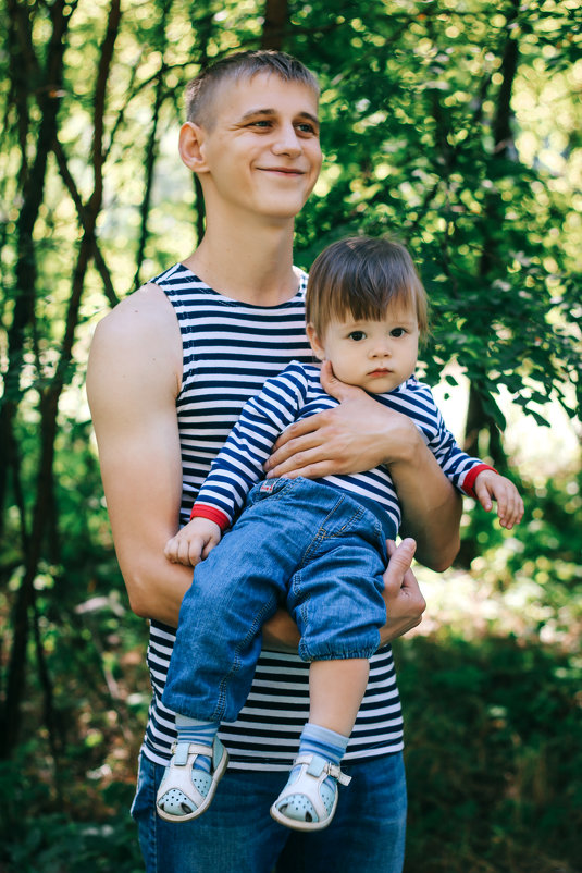 отец и сын - Alice Madman