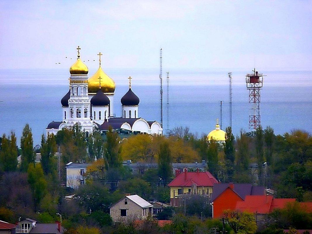 НЕБЕСНОЕ И ЗЕМНОЕ - Анатолий Восточный