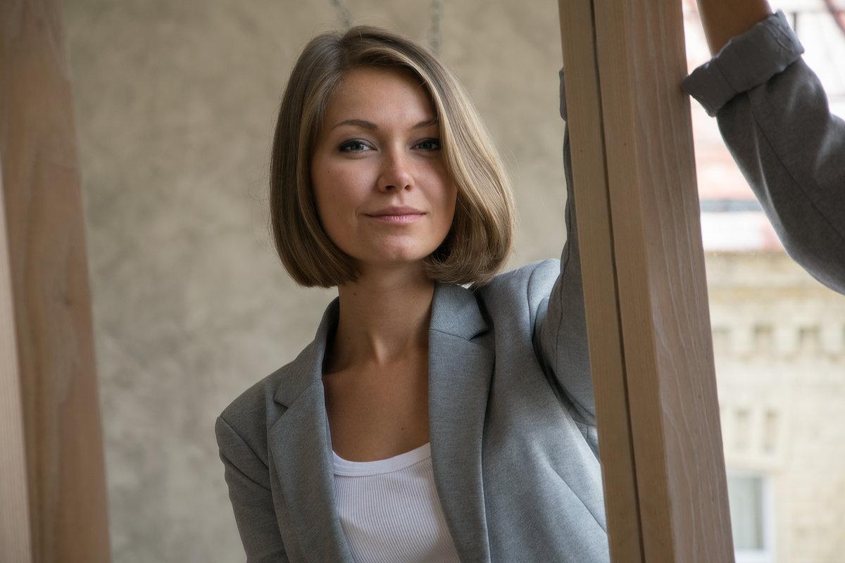 Девушка в зеркале - Наталья