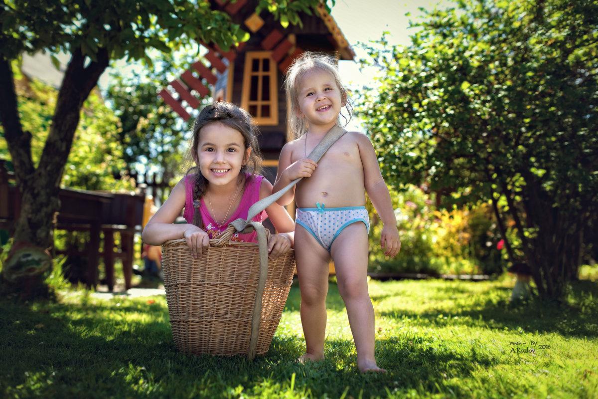 Счастливое детство - Андрей
