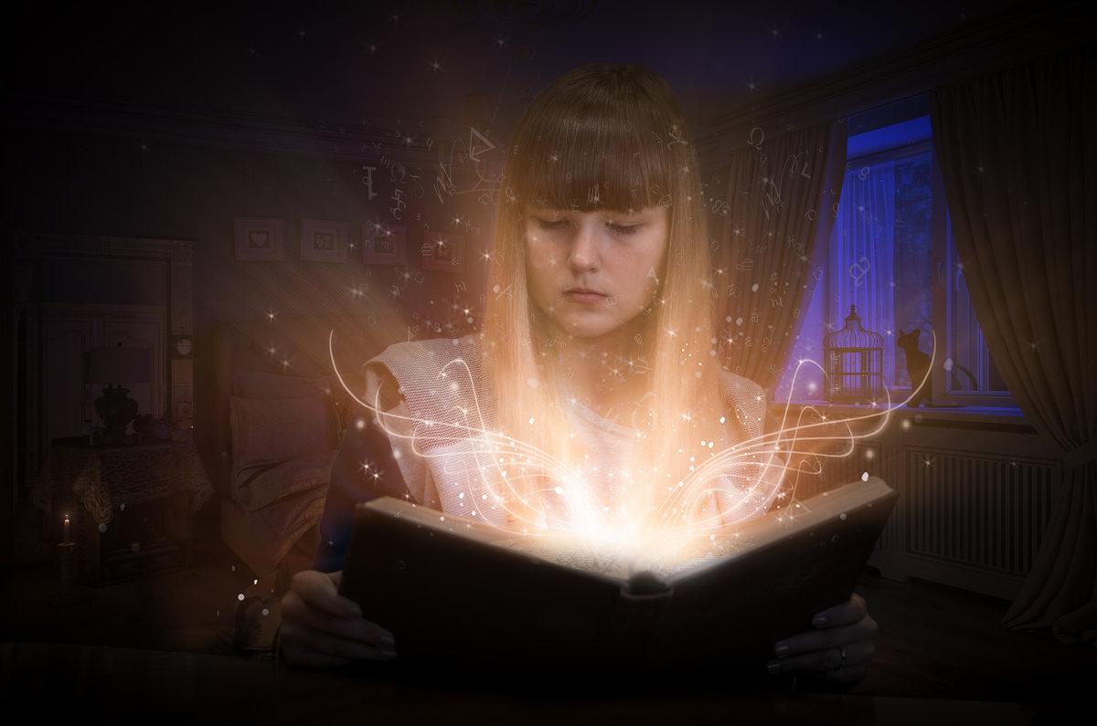 Волшебная книга - Артур Новоселов