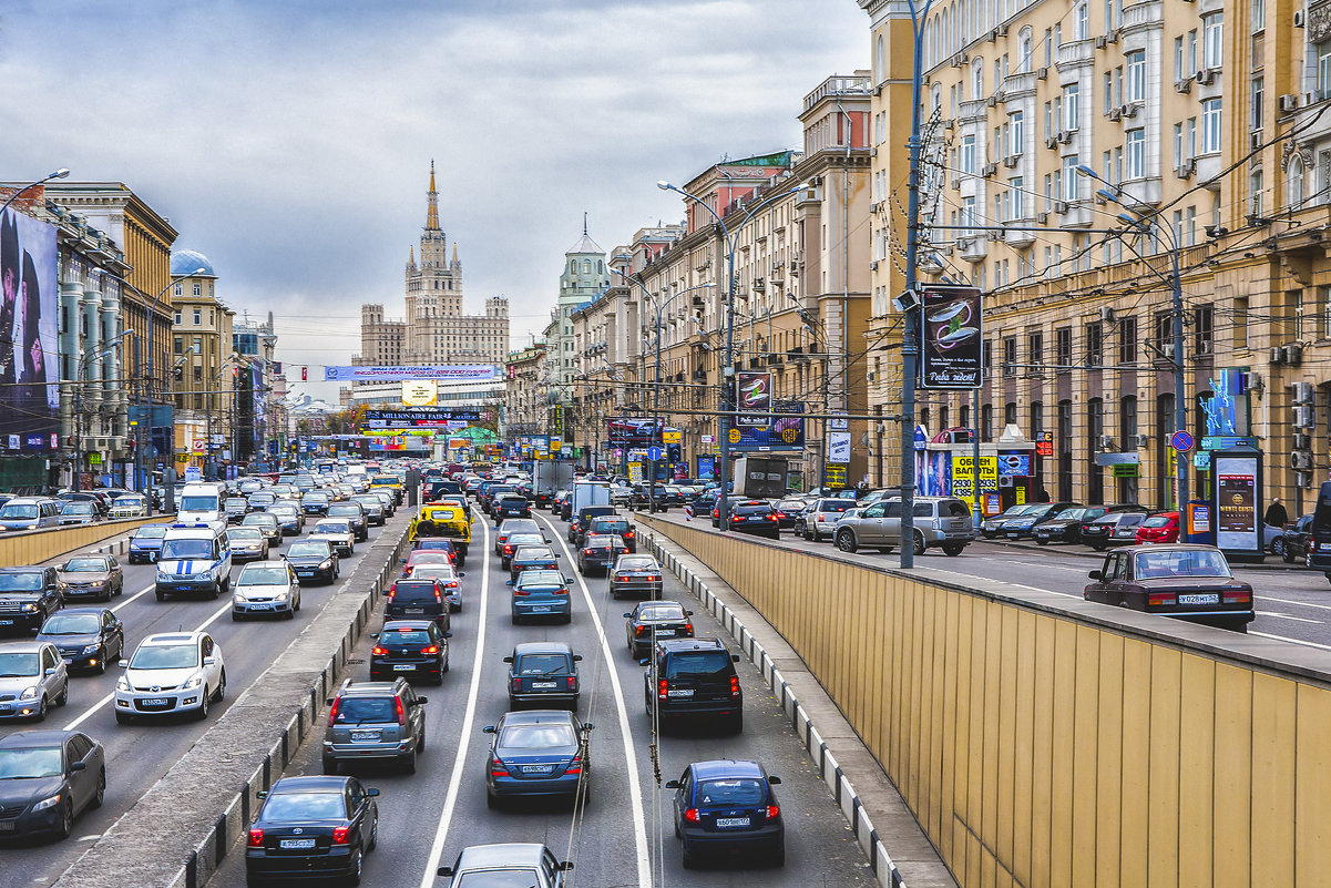 Москва. - Виталий Лабзов