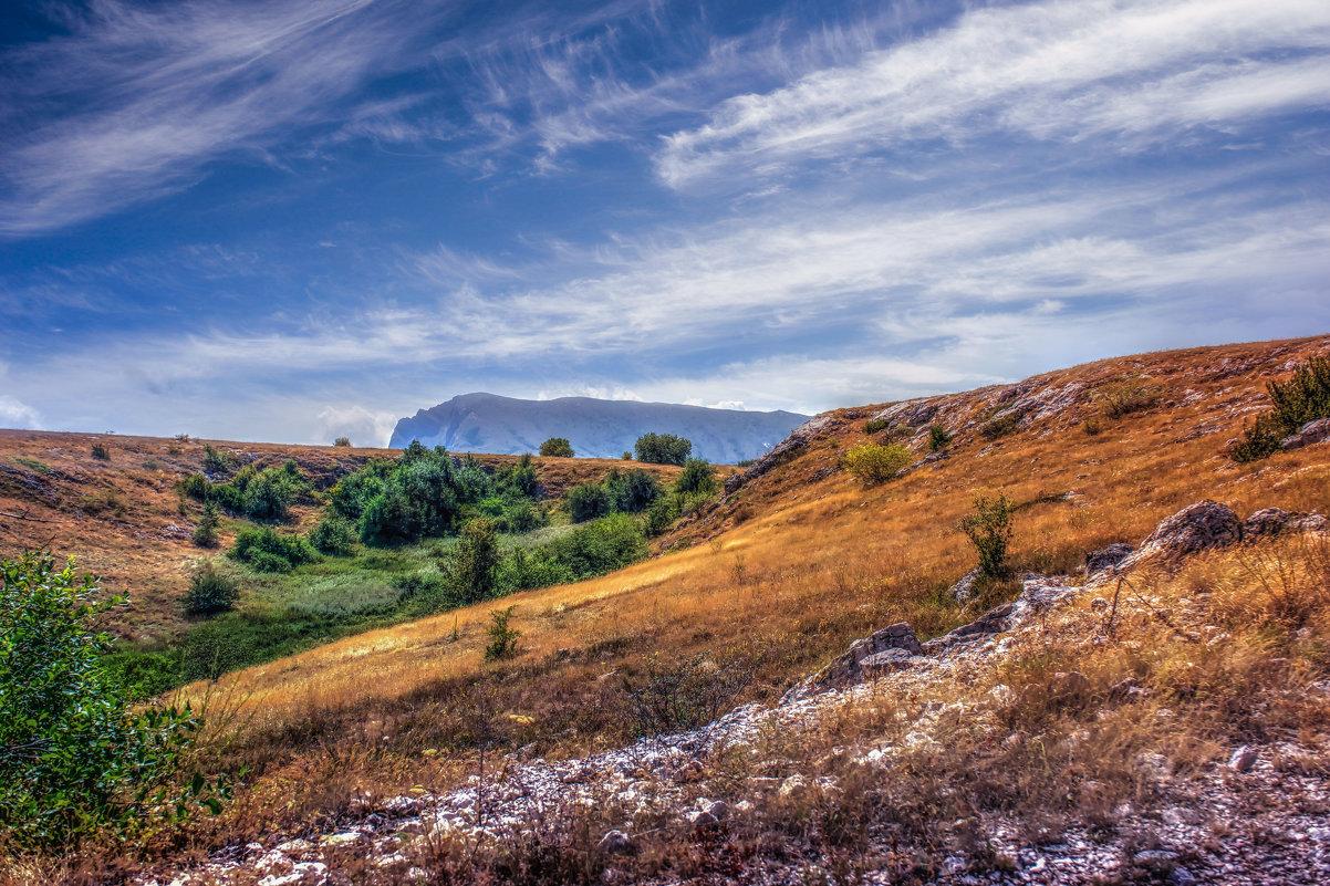 Нижнее плато Чатыр-Дага - Slava Hamamoto