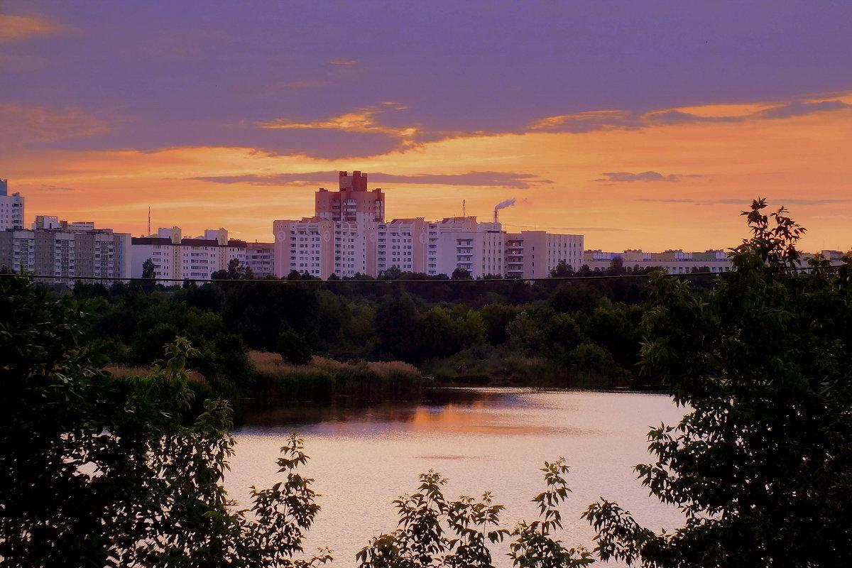 вечер в городе - Александр Прокудин