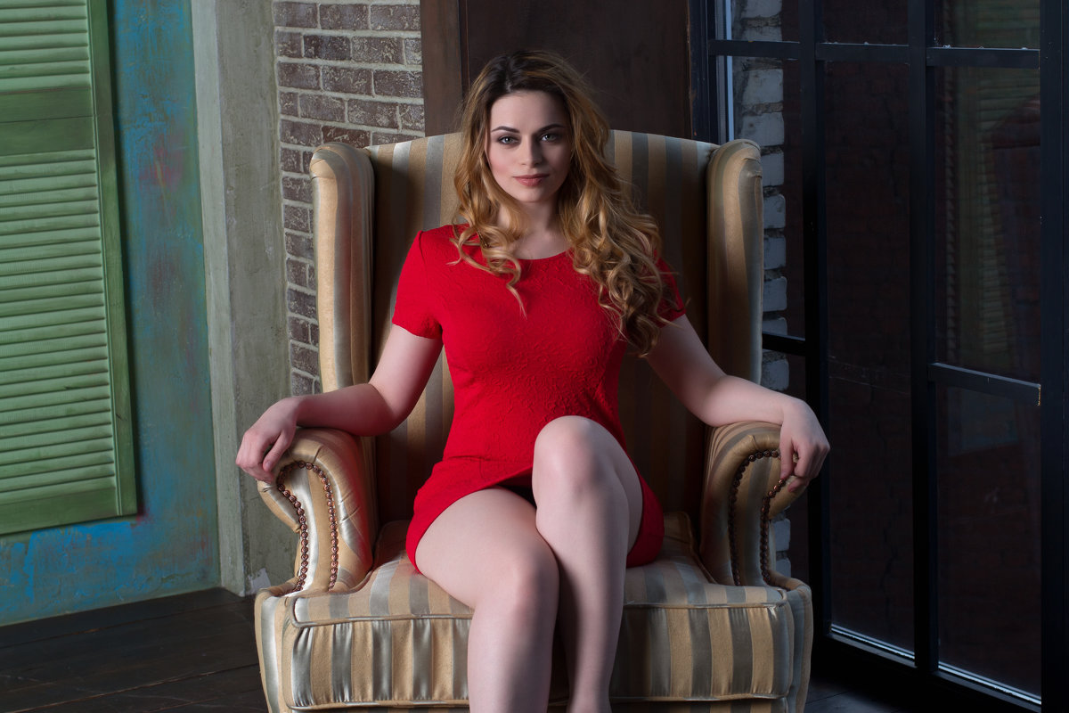 Red - Мария Хазова