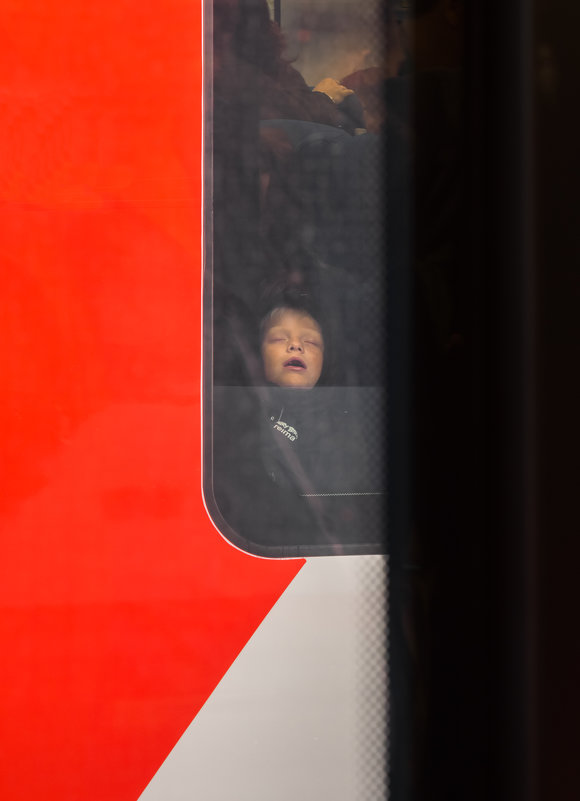 Сон в поезде - Константин Фролов