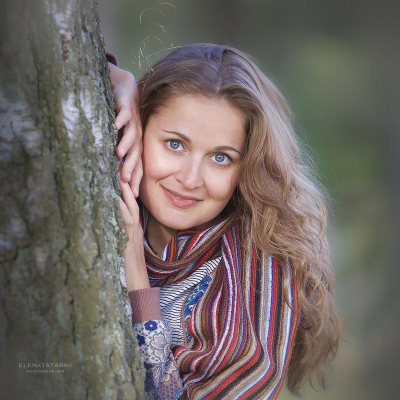 ...голубые глазки - Elena Tatarko (фотограф)