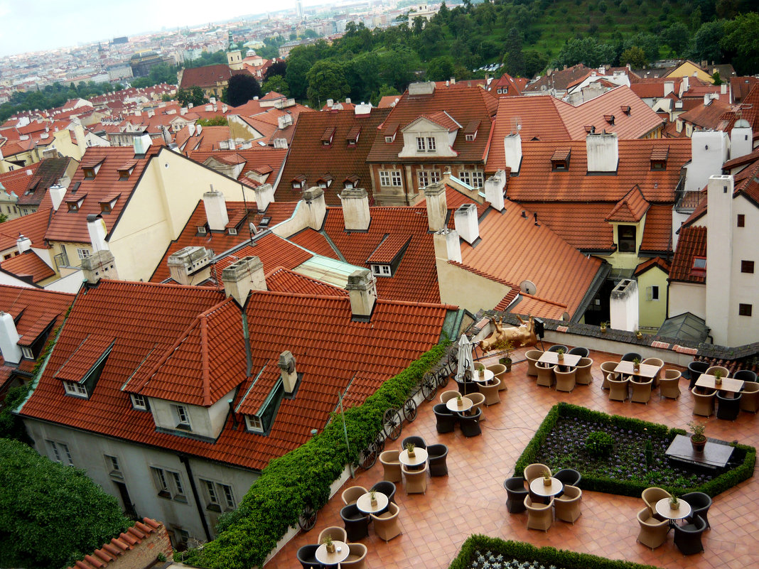 Прага - Надежда