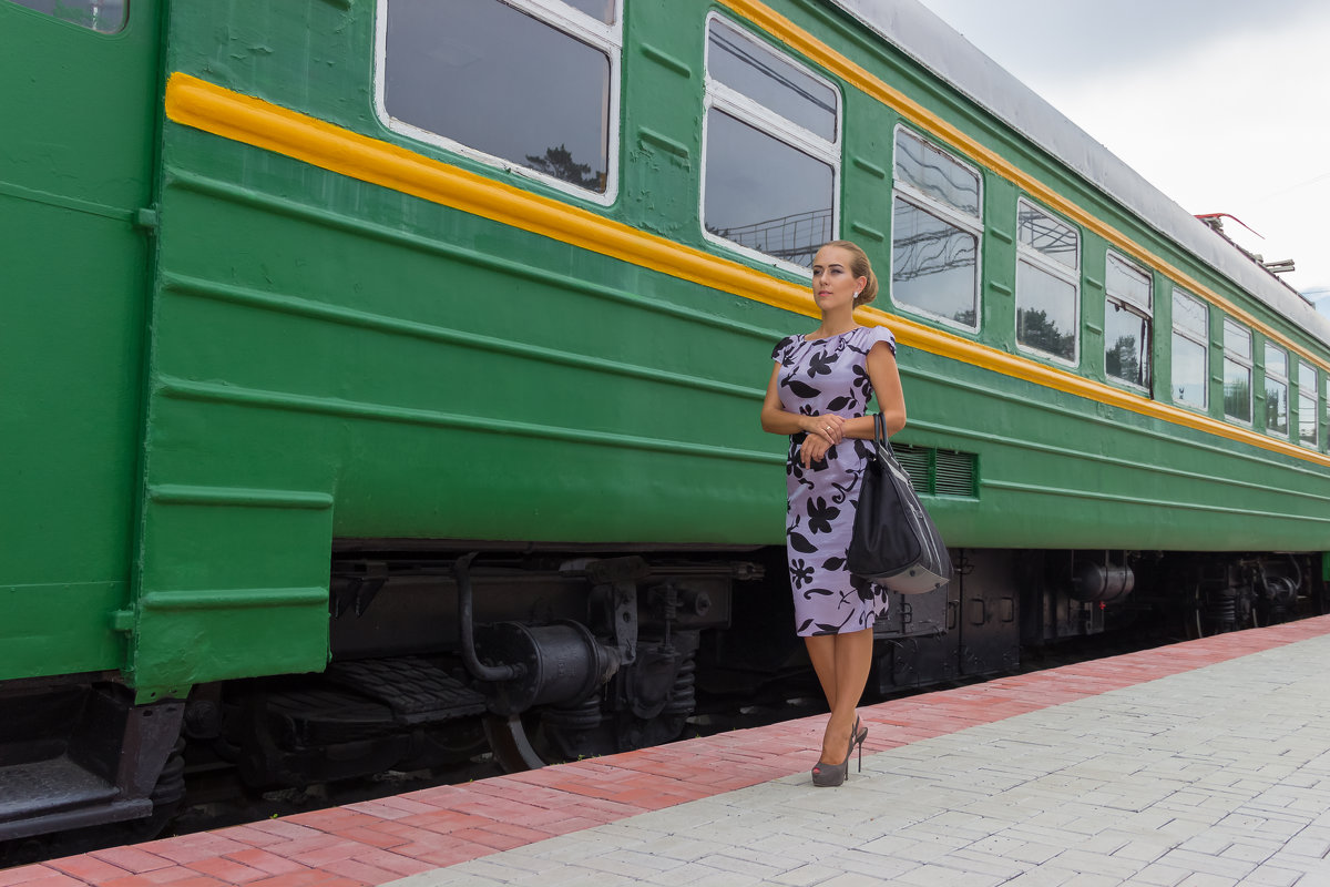 Вот мой поезд на пути - Дима Пискунов