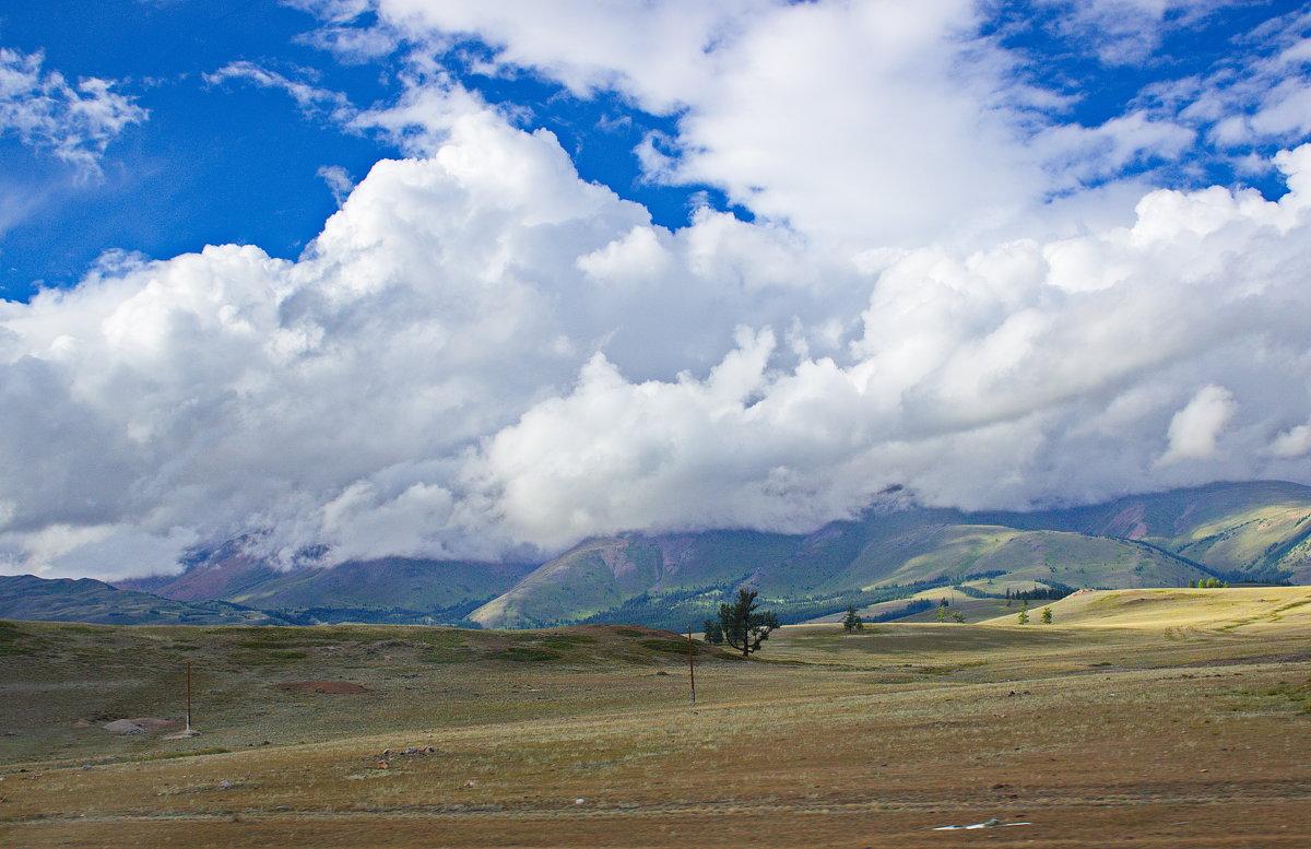 Укрылись горы облаками - val-isaew2010 Валерий Исаев