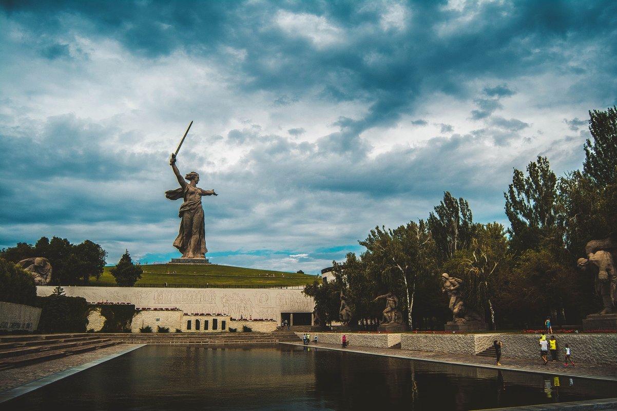 Родина Мать (Волгоград) - Valeri Murtova