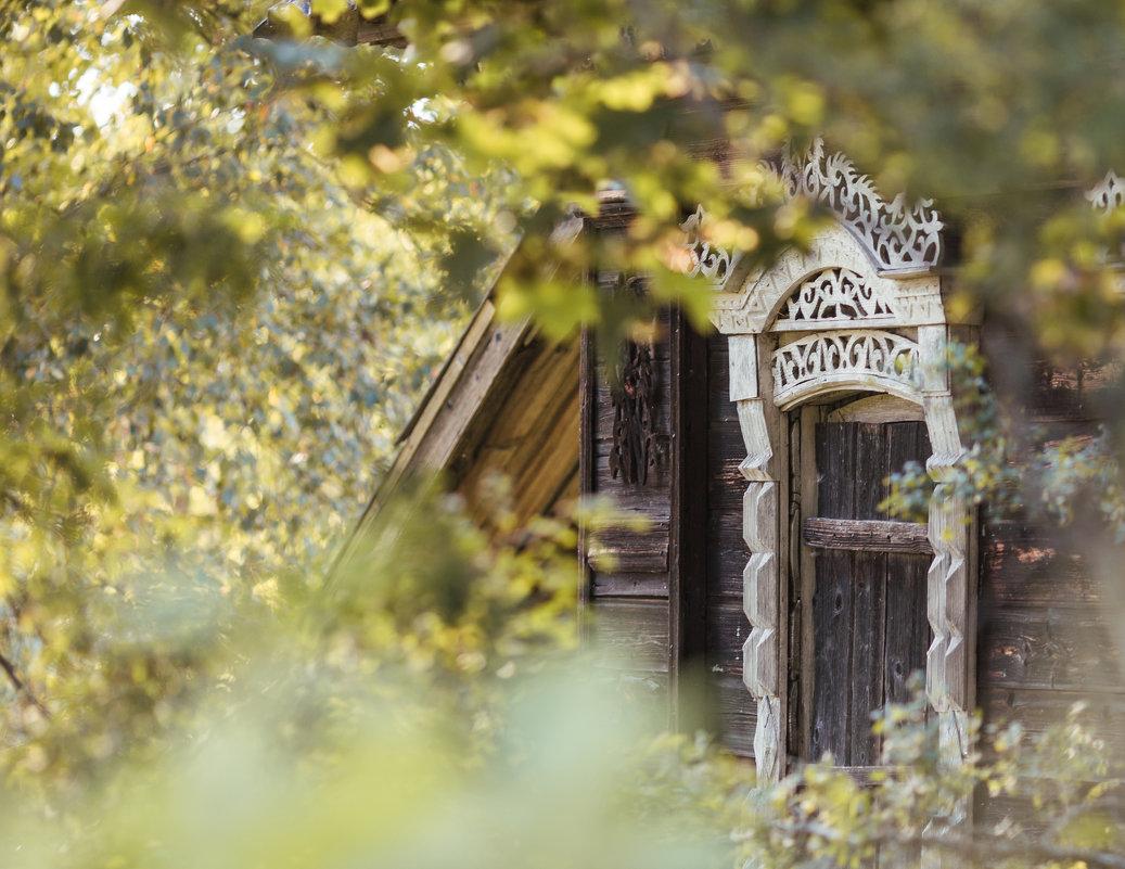 Старый дом.... - Катерина Чичина