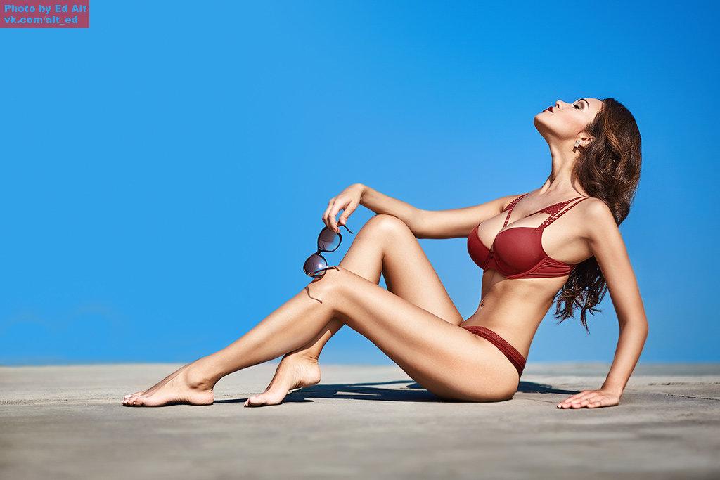 Лето, жара и красота - Эдуард Альт