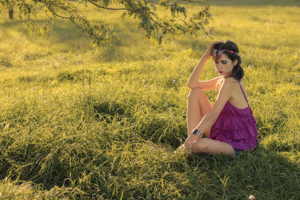 В лучах солнца - Анна Городничева