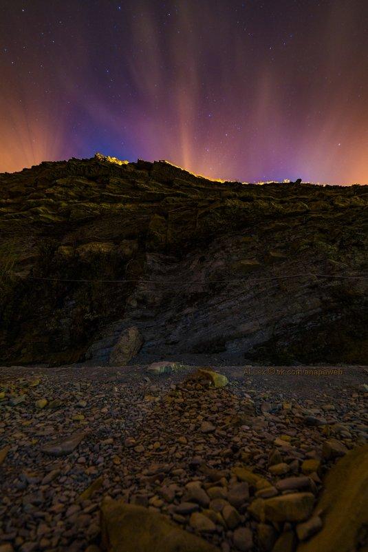 Ночное небо - Allex Anapa