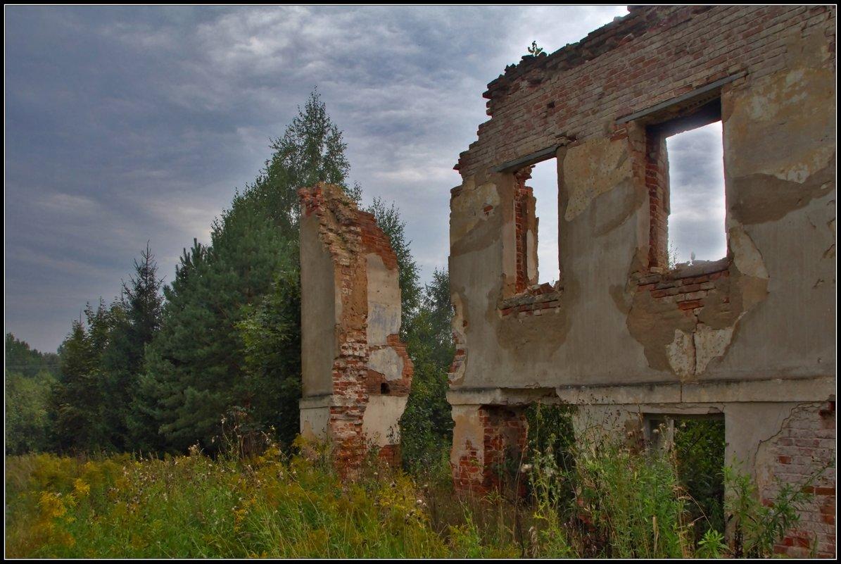 усадьба Самуйлово, Смоленская область - Дмитрий Анцыферов