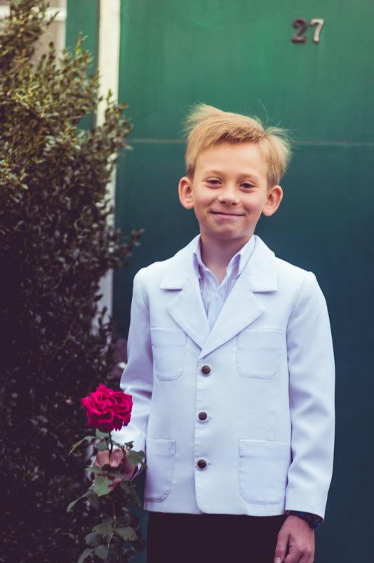 солнечный мальчик - Ксения смирнова