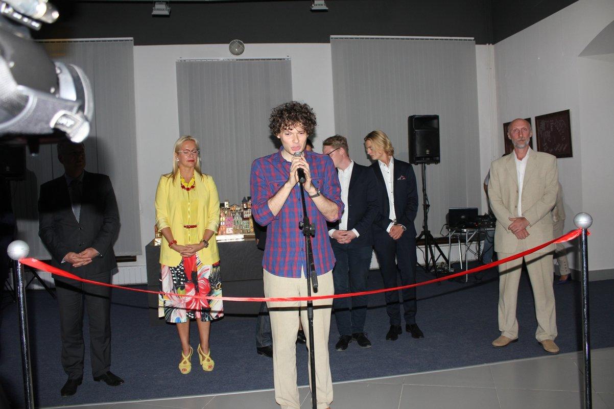Выступление автора - Наталья Золотых-Сибирская