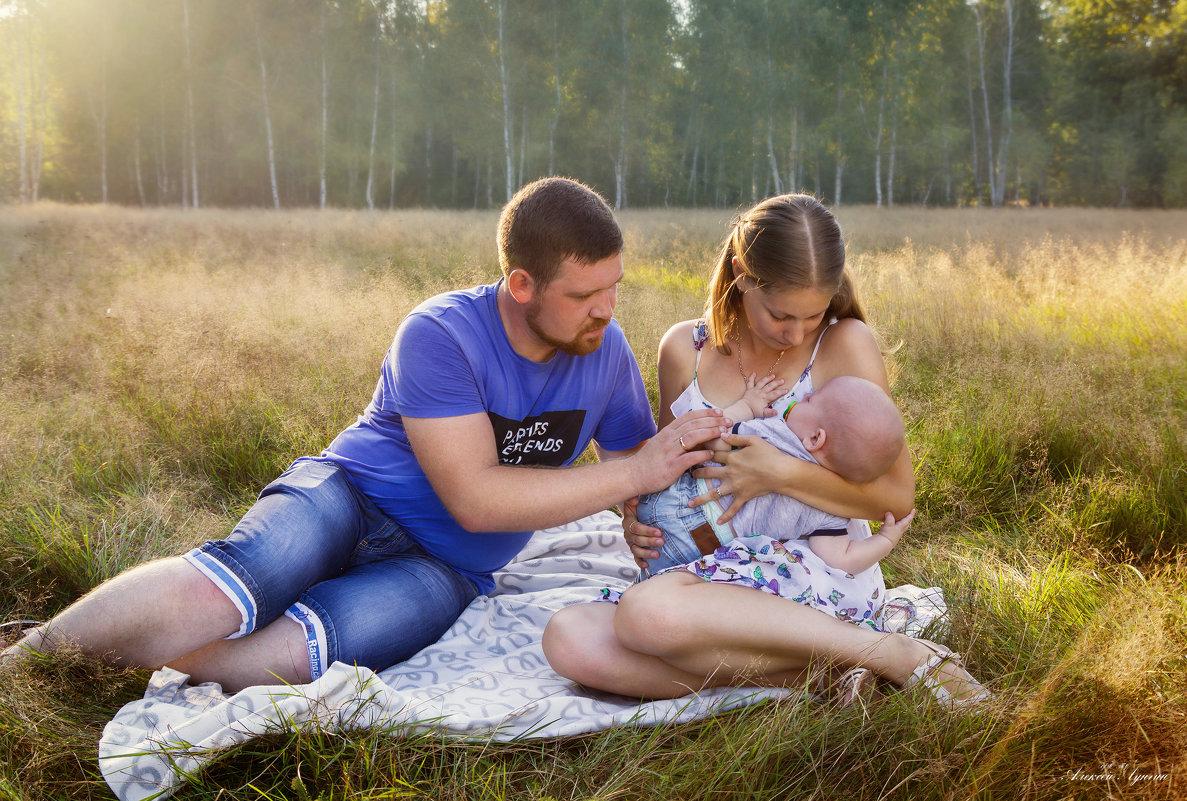 Первое лето - Алексей Лунгин