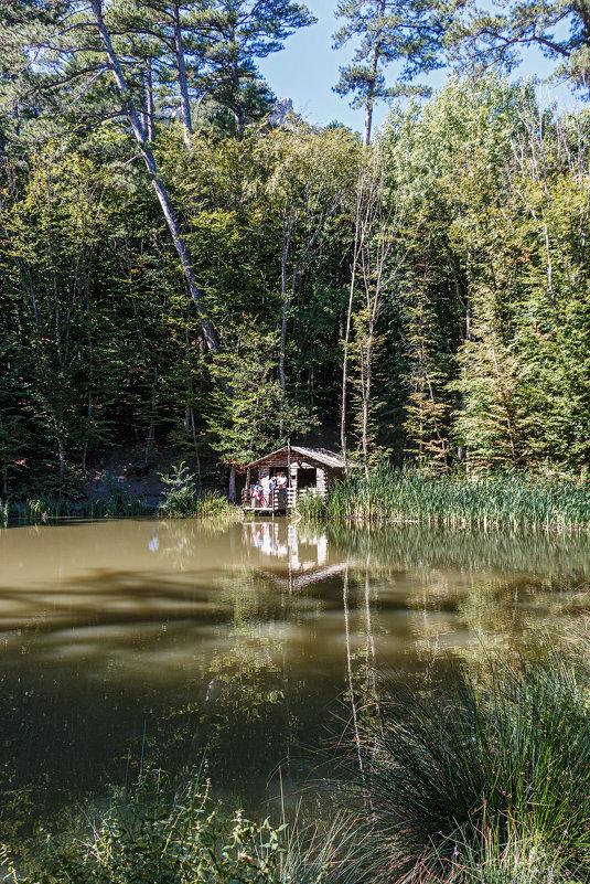 Избушка на Горном озере - Юрий Яловенко