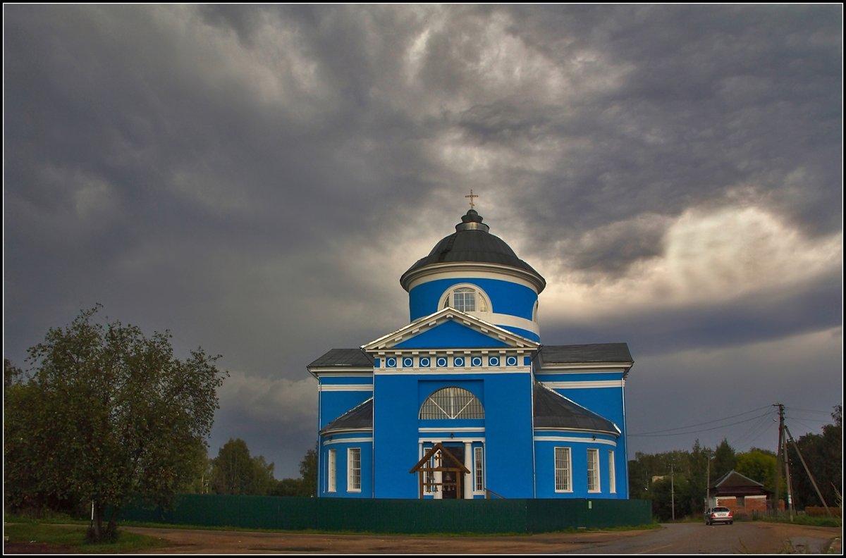 Церковь Успения Пресвятой Богородицы в Пречистом, 1807 г. - Дмитрий Анцыферов