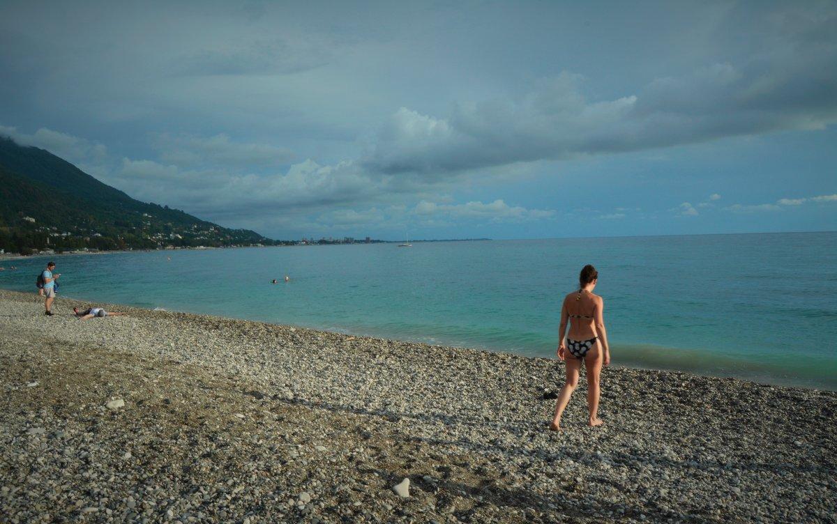 Что может сравниться с ласкающим морем? Медлительный плеск бирюзовой волны... - АЛЕКС