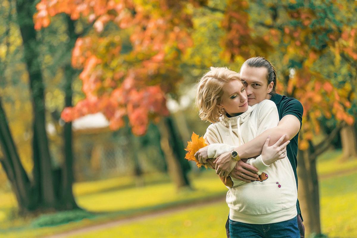 Осень - Ольга Кирс