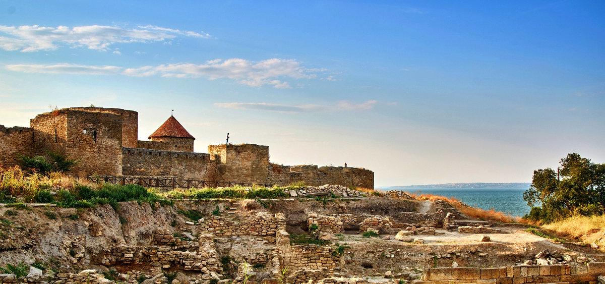 Аккерманская фортеция - Владимир