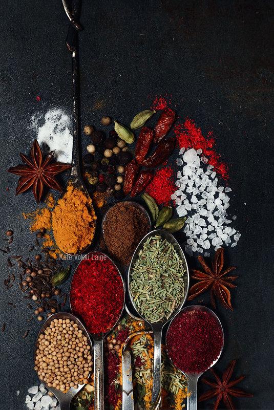 Spices - Katie Voskresenskaia