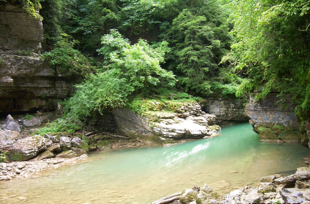 Гуамское ущелье - Надежда