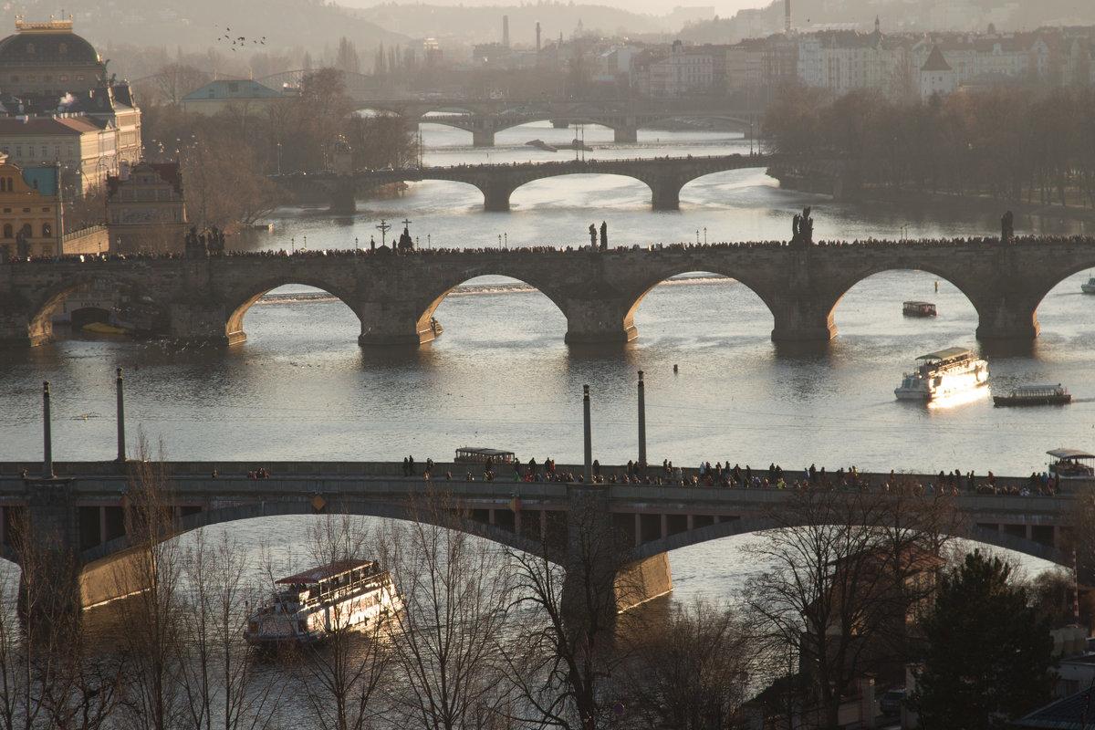 Прага - Вадим Гривач