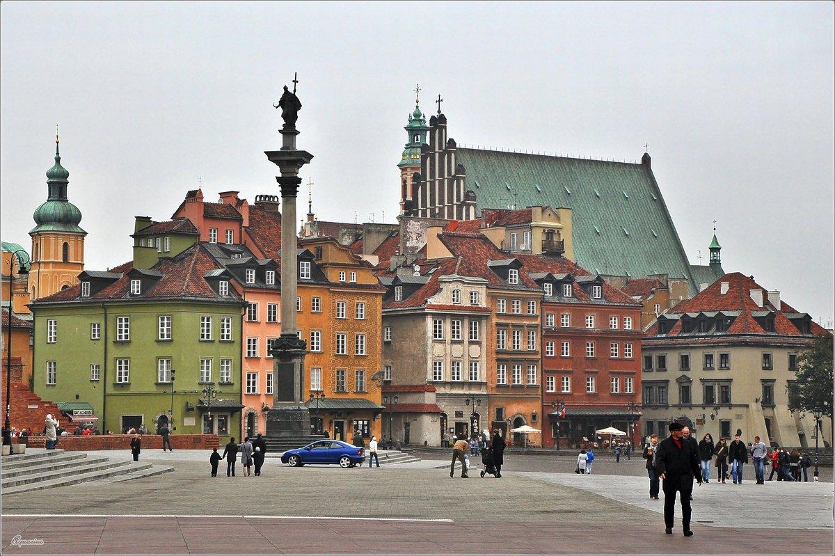 Исторический центр Варшавы - Aquarius - Сергей