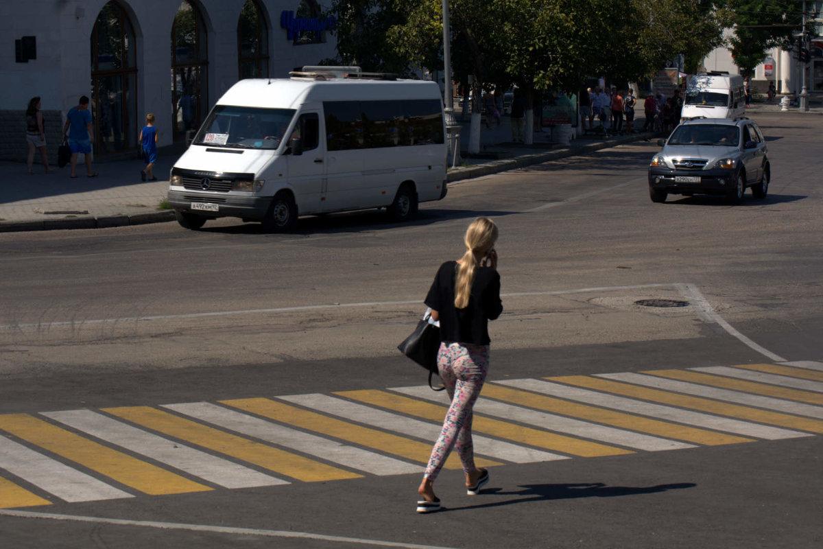 пешеходный переход - yurij
