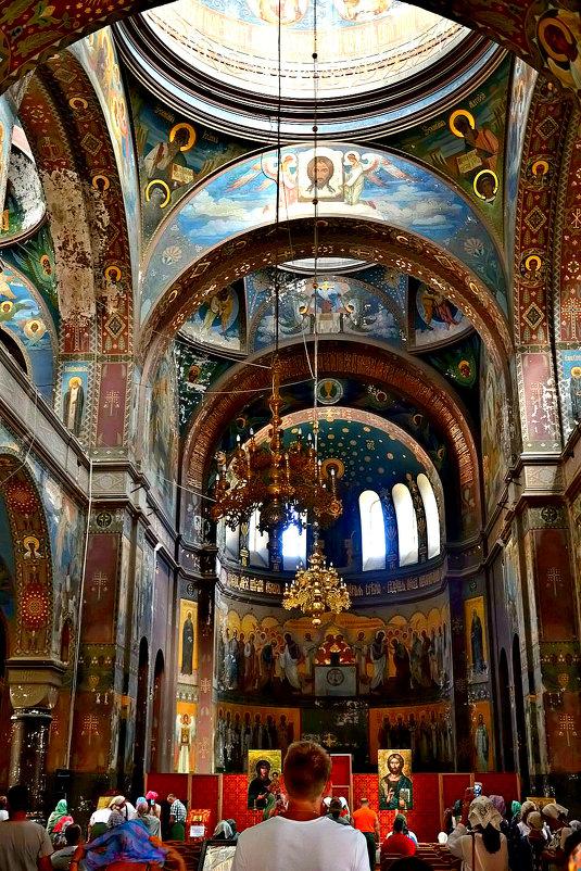 Новоафонский монастырь - мужской православный монастырь. - Михаил Столяров